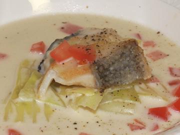 ソイとキャベツのスープ5