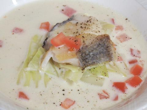 ソイとキャベツのスープ0
